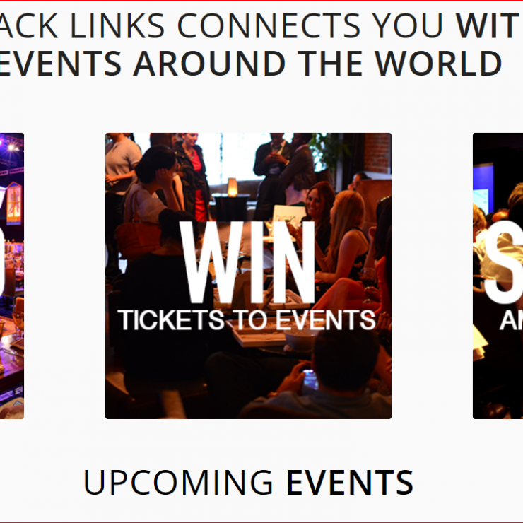 Black Links Events